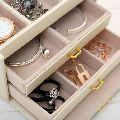 Leather Jewellery Box