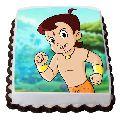 Bheem Birthday Cake