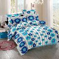 Cotton Satin Double Bed Sheet