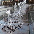 Floor Fountain