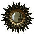 Designer Iron Wall Mirror