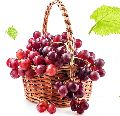 Fresh Red Grapes