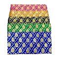Weaving Silk Handloom Fabric