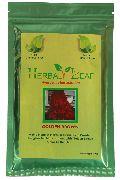 Herbal Leaf Golden Brown Hair Powder