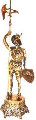 Metal Antique Statues