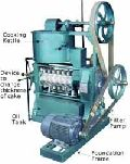 Cooking Oil Mill Machinery
