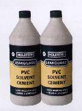 Pvc, Upvc Solvent Cement
