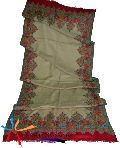 Antique Kashmiri Kani Wool Shawl
