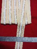 White Moti Laces