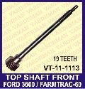 Front Top Shaft