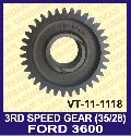 Ford Tractor 3RD Speed Gear