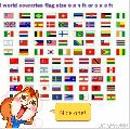 foreign countries flag
