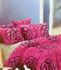 Procion Print Bed Covers