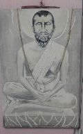 Sri Ramakrishna Oil Canvas Paintings