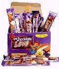 Chocolate Love Choco Filled Wafers
