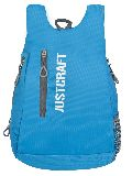 Justcraft Sleek Sky Blue Laptop Bags
