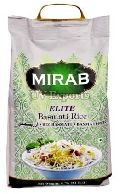MIRAB Elite Basmati Rice