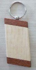 Wooden ZamZam Keychains