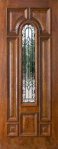 Glass Wooden Doors