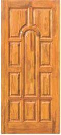 Teak Wood Finger Joint Doors