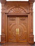 Wood Carving Doors