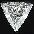 Triangle Cut Diamond