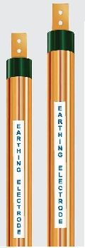 Copper Bonded Chemical Earthing Electrodes