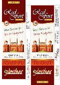 Red Fort Incense Sticks