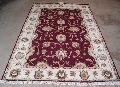 Double Wept Hand Knotted Woolen Carpet (10/10) 02