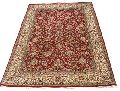 Double Wept Hand Knotted Woolen Carpet (10/14) 04