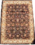 Double Wept Hand Knotted Woolen Carpet (10/14) 05
