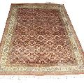 Double Wept Hand Knotted Woolen Carpet (10/14) 06