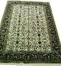 Single Wept Hand Knotted Woolen Carpet (8/14) 01