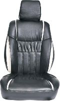 Tumbled Leather Car Seat Covers