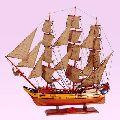 Wooden Ship Model