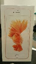 NEW FACTORY SEALED Apple iPhone 6s rose gold 16gb