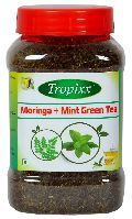 Moringa Green Tea with Mint