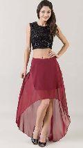 2Piece Sequin Dress