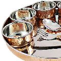 Stainless Steel Thali Set