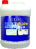 G7-2  GEOL TOILET YELLOW SURFACE CLEANER