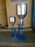 Hand Operated Paste Filling Machine