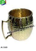 Brass Mugs