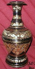 Brass Vase 004