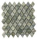 Forest Green Mosaic Tiles