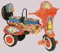 Baby Tricycle Red-05