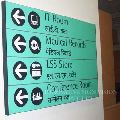 Direction Sign Board 002