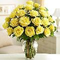 36 Yellow Rose Bouquet