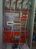 Plc Control Panel with Servo Drive