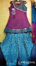 Viscose Silk Salwar Suit