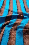 Attractive Banarasi Flashy Blue Fabric
